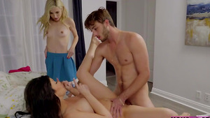Jennifer white sex with step brother