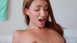 Brother fucks and cums inside stepsister Hime Marie!