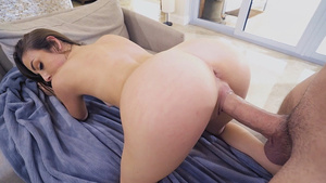 Stepbrother fuck stepsister Dani Blu petite ass best porn videos.
