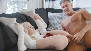 Schoolgirl Kenzie Reeves gets fucked friend's dad free adult porn,